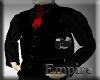]HILL[ Black Vest