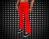 K's Red BM Pants