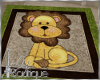 BABY LION RUG 3