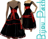 Chantilly Goth Gown