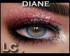 LC Diane Smokey Pink Eye