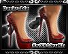 S Spiked Heels/Pump Mesh