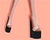 Sexy Shoes : Black