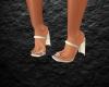 cream straps