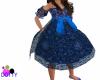 daughters royal blue