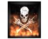 Flame Skull Rocker