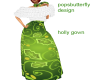 holly gown