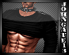 Muscle Top - Blk -