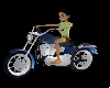 Night Ride Motorcycle