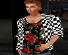 Rose Checker Shirt