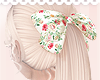 e Add On Bow - Floral1