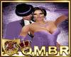 QMBR Suit Jacket Lvd-Blk