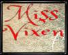 C MissVixenSign(request)