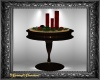 Christmas Candle Table