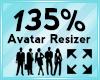 Avatar Scaler 135%