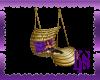 *KS*Purple/Gold Swing