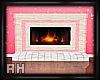 [ah] Pink Fireplace