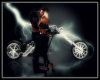 Lynn and Jack bike