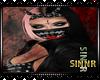 SIN Demonic Mask F