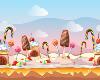 Sweet Treats Candy Dish