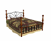 Autumn Mt Cabin Bed