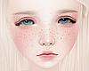 幸せ. Sofia Freckles.