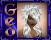Geoo Scene Crystal Silve