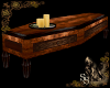 Steampunk Coffin Table