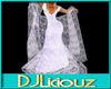 DJL-Shawl Lavender Lace