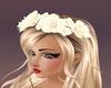 Wedding Hair Flowers 1