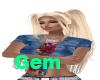 [g] blonde Luisa