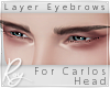 Layer Eyebrows (low)