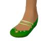 Little Green Shoe -child