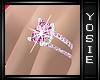 ~Y~Pink Diamond Ring