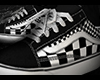 Vans mixed checked