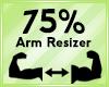 Arm Scaler 75%
