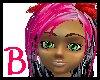 |B|Black Pink Red Rikey