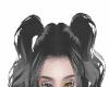 ☆Long hair black