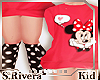 SR* Kid Minnie gang pjs