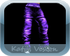 [KV] Purple Jeans Male