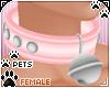 [Pets] Collar v2 | Rose