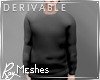 Male Cozy Sweater