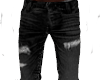 RIPPED JEANS BLK