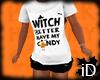 iD: Black Kid Shorts