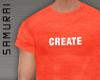 #S Pantona Tee #Create