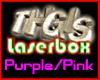 THGIS Purple Laser Box
