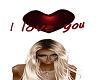 I LOVE YOU /animte