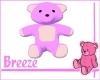 *B Big Pink Bear