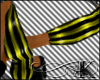 [K] Bee Loose Socks