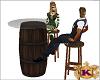 barrel table taverna #2